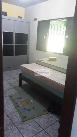 Casa com 3 dormitórios à venda, 125 m² por r$ 375.000 - jardim nova américa - campinas/sp - Foto 8