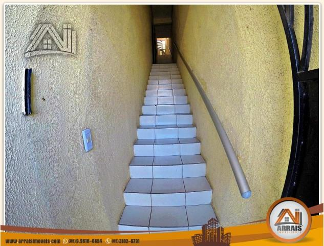 Vendo casas multifamiliar com 2 quartos no bairro antonio bezerra - Foto 2