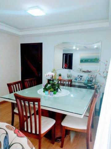 Apartamento à venda com 3 dormitórios em Anita garibaldi, Joinville cod:V40510 - Foto 12