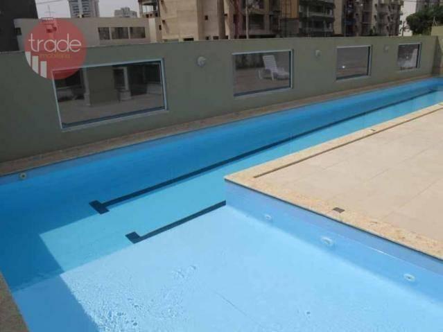 Apartamento com 2 dormitórios para alugar, 79 m² por r$ 1.300/mês - nova aliança - ribeirã - Foto 2