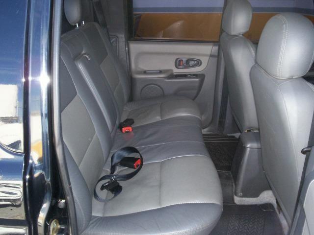 Mitsubishi L 200 Sport Hpe 4X4 C Dupla Preta Impecável - Foto 10