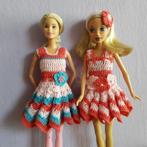 Roupas de barbie - Foto 5
