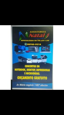 Informatica geral notebook e desktop - Foto 2