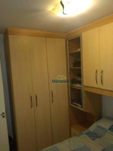 Apartamento com 2 dormitórios à venda, 56 m² por r$ 265.000 - vila alpina - são paulo/sp - Foto 18
