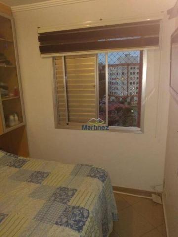 Apartamento com 2 dormitórios à venda, 56 m² por r$ 265.000 - vila alpina - são paulo/sp - Foto 19