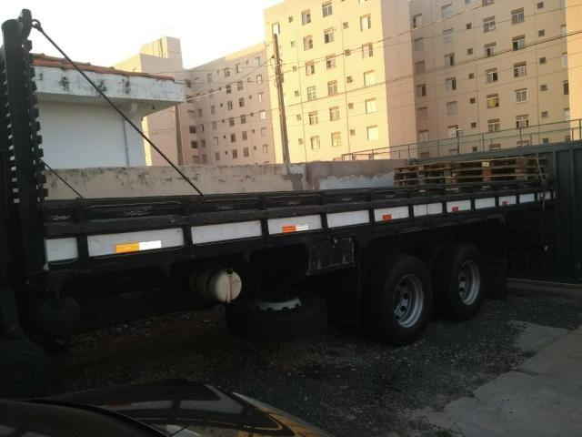 Carroceria Madeira Caminhão Truck - Foto 4