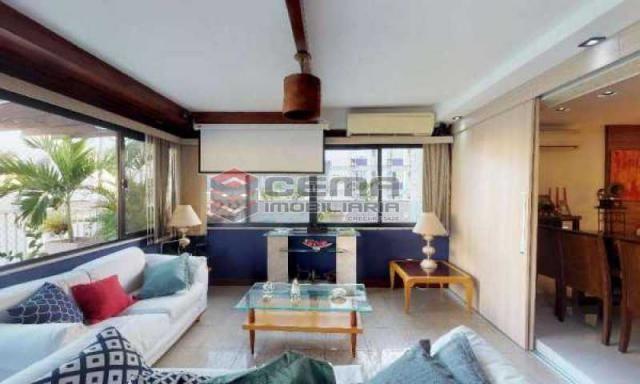 Apartamento à venda com 4 dormitórios em Flamengo, Rio de janeiro cod:LACO40121 - Foto 8