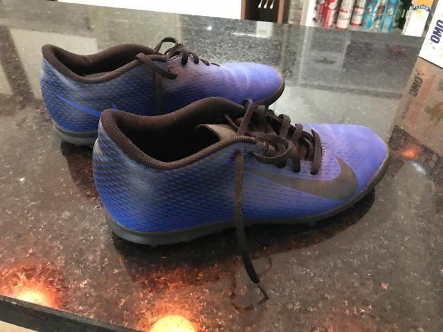 Chuteira Society Nike - 41