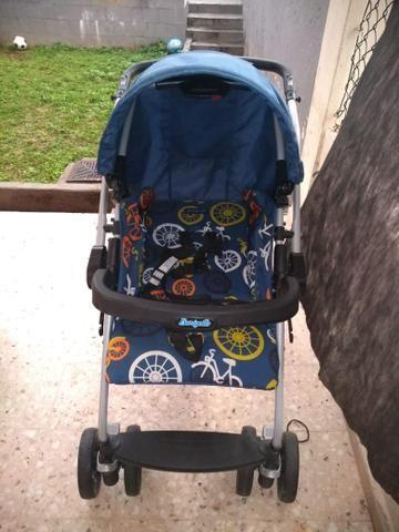Carrinho e Bebê Conforto BURIGOTTO - Foto 4