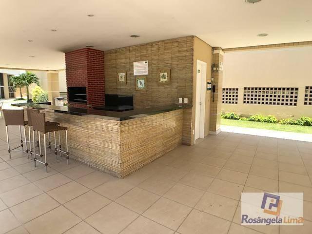 Apartamento com 2 suítes, sendo uma com closet à venda, por r$ 295.000 - cambeba - fortale - Foto 12