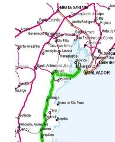 Terreno à venda, 40.920m² por R$ 690.000 - Barra Grande - Maraú/BA - Foto 6