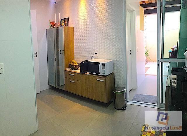 Casa com 3 dormitórios à venda, 142 m² por r$ 430.000,00 - lagoa redonda - Foto 13