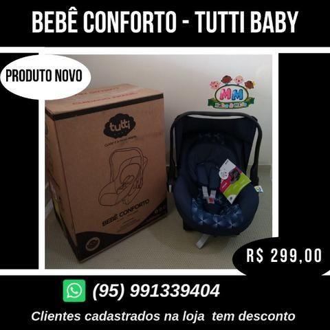Bebê conforto Tutti Baby - produto novo