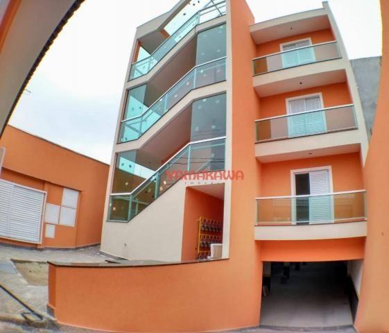 Apartamento com 2 dormitórios à venda, 45 m² por r$ 250.000,00 - vila ré - são paulo/sp