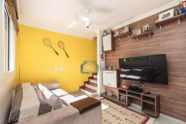 Sobrado com 2 dormitórios à venda, 76 m² por r$ 371.000 - parque maria helena - são paulo/ - Foto 6