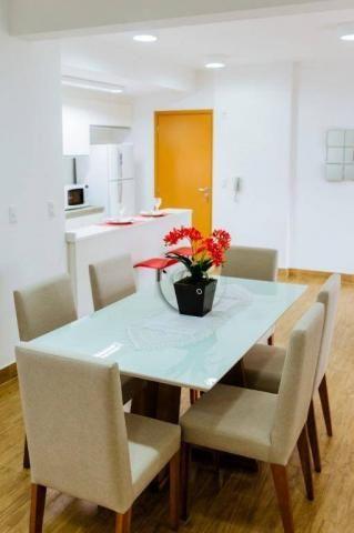 Apartamento com 3 dormitórios para alugar, 90 m² por r$ 2.800/mês - jardim bela vista - sa - Foto 13