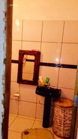 Chácara na Beira de Rio com 4 dormitórios à venda, 3600 m² por R$ 260.000 - Zona Rural - S - Foto 13