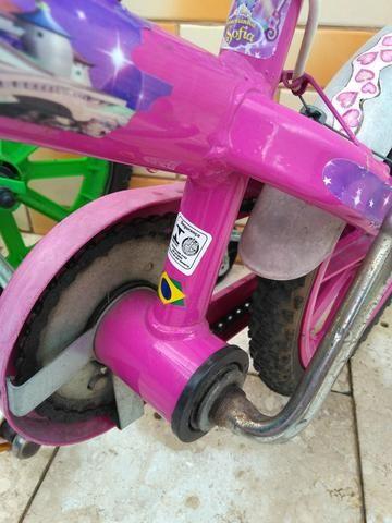 Bicicleta Caloi menina - Foto 2