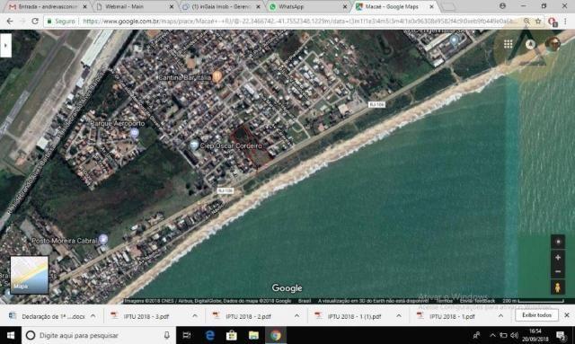 Terreno à venda, 20000 m² por r$ 9.000.000,00 - barra - macaé/rj - Foto 12