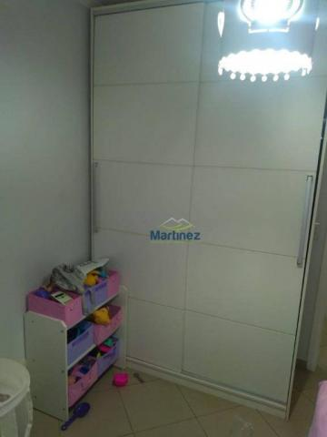 Apartamento com 2 dormitórios à venda, 56 m² por r$ 265.000 - vila alpina - são paulo/sp - Foto 16