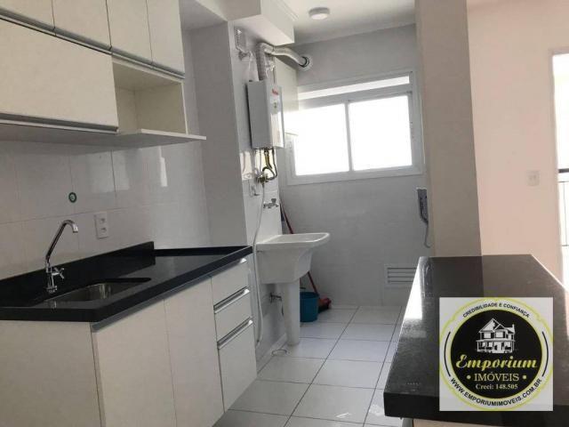 Apartamento com 2 dormitórios à venda, 69 m² por r$ 455.000 - jardim flor da montanha - gu - Foto 10