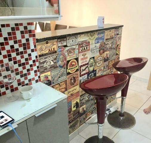 Imperial Park - 3/4 sendo 1 suíte - Cozinha Planejada + forno, cooktop e coifa - VP1501 - Foto 11