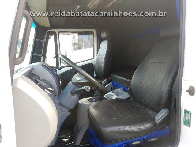 Agrale 9200 MWM Turbo Intercooler Cabine Leito Baú 6,20m - Foto 7