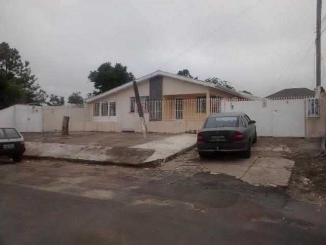 Terreno com 1100 m² contendo 3 residencias em alvenaria oferta ótimo investimento - Foto 8