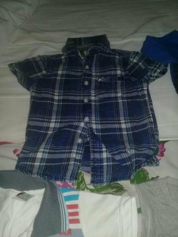 Lote de roupas Menino de 1 ano - Foto 2