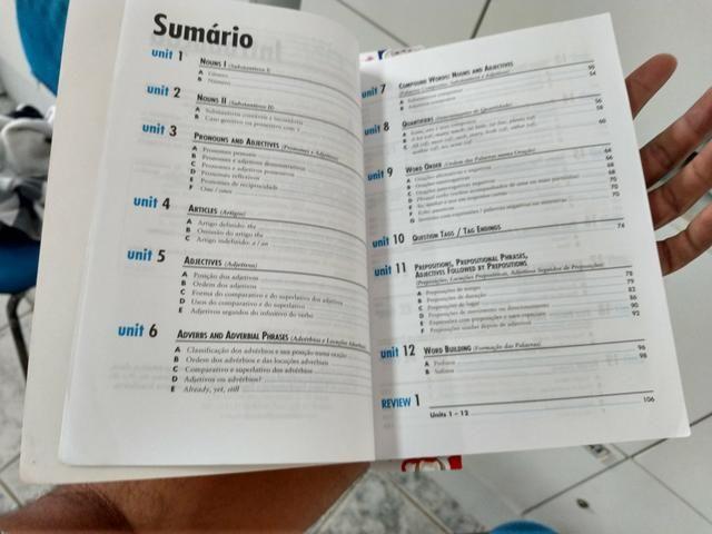 Livro de Inglês Longman - Gramática escolar da língua inglesa - Foto 3