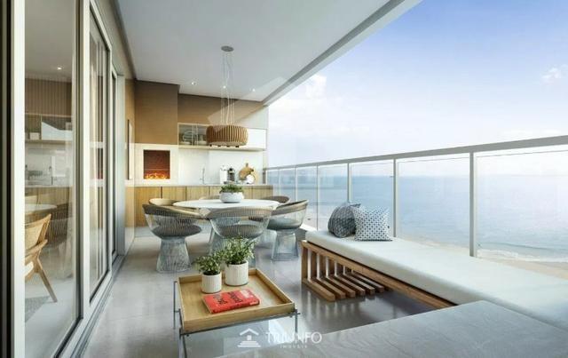 Miragem Residence //4 Suites// Lançamento //Frente Mar