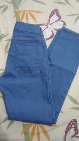 "Calça jeans infantil "" preço a negóciar"