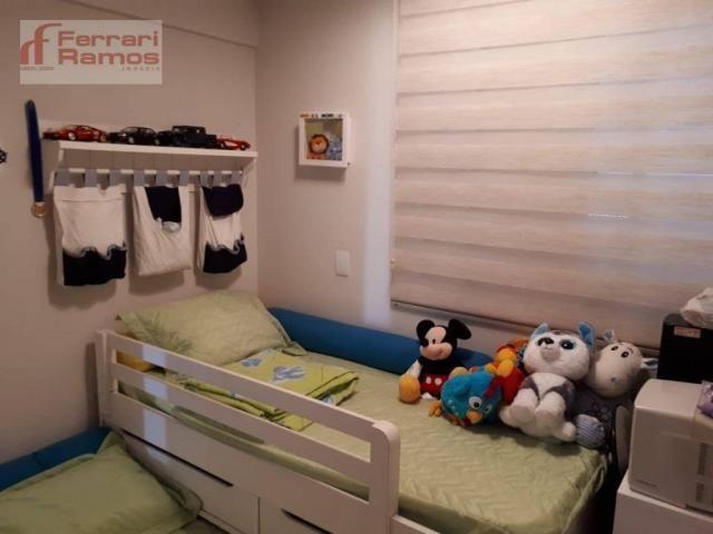 Apartamento com 3 dormitórios à venda, 92 m² por r$ 699.000 - vila augusta - guarulhos/sp - Foto 6