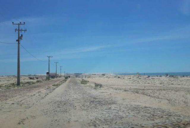 Lote em Canoa Quebrada, com 429 m², documentação perfeita (Registrado). Vista Mar! - Foto 2