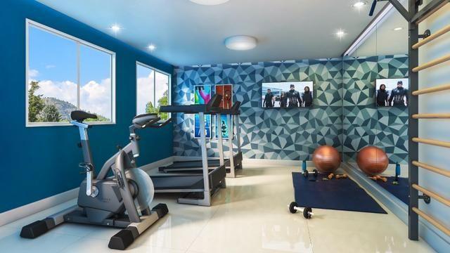 Sua Casa Seu Clube apartamentos a 5 minutos do Santa Candida 2 quartos - Foto 5