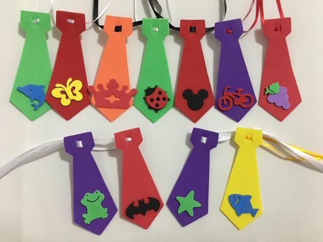 Kit com 50 gravatas pet