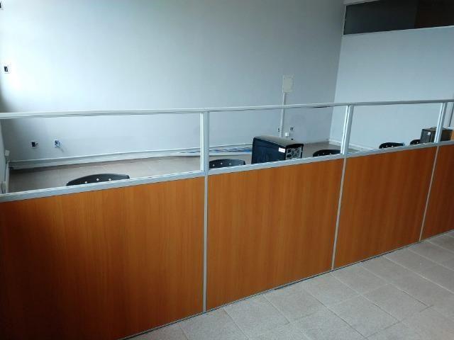 Escritório / Sala Comercial Mobiliada com 100m2 ideal para cowork - Foto 7