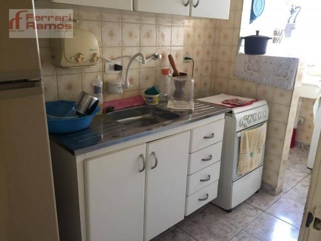 Apartamento com 1 dormitório à venda, 47 m² por r$ 230.000 - macedo - guarulhos/sp - Foto 17