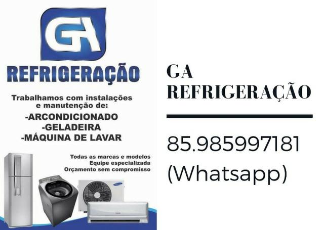 GA Refrigeração * (Whatsap) - Foto 5