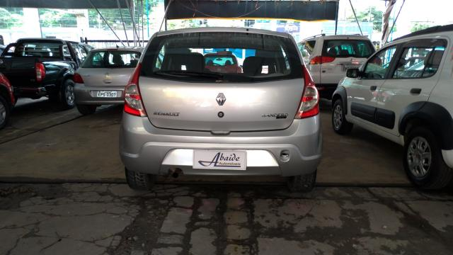RENAULT SANDERO 2011/2011 1.0 EXPRESSION 16V FLEX 4P MANUAL - Foto 6