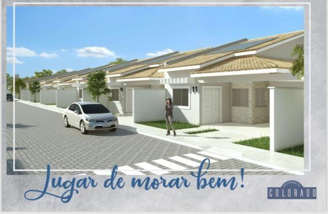 _ Bela casa em Condomínio a venda