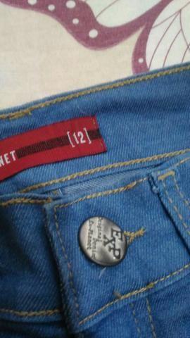 "Calça jeans infantil "" preço a negóciar - Foto 2"