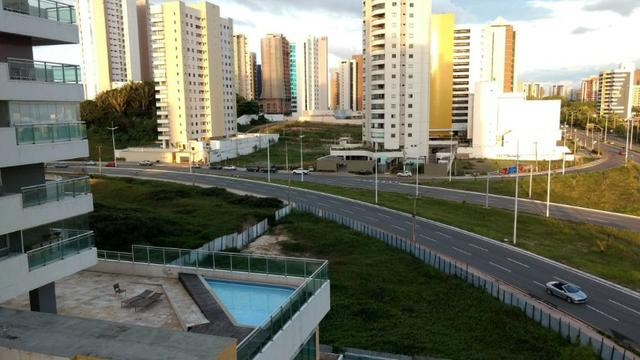[Aluguel] Flat na Ponta D'Areia - Foto 2