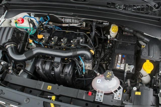 Motor Jeep Renegade 1.8 Flex