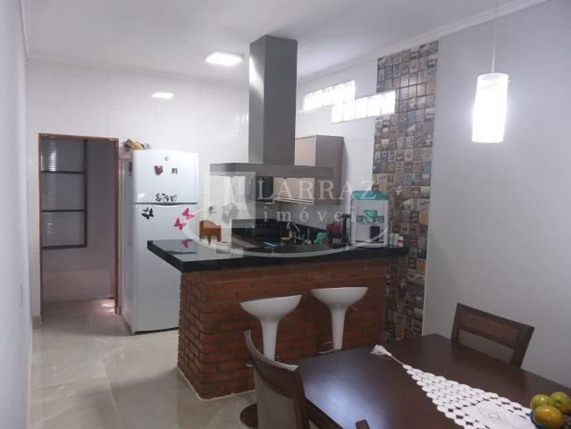 Linda casa para venda no parque ribeirao, 3 dormitorios sendo 2 suites, varanda gourmet, ó - Foto 7