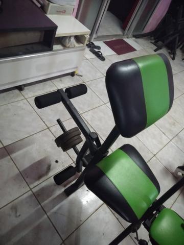 Equipamento de musculação / ginástica - Foto 3