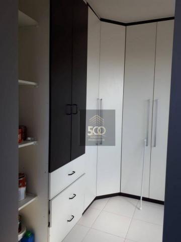 Ap0610 - apartamento com 3 dormitórios à venda, 84 m² por r$ 380.000 - nossa senhora do ro - Foto 14