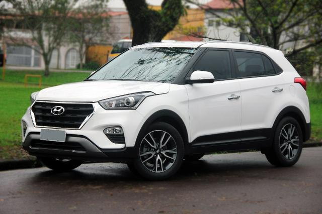 Hyundai Creta Prestige 2.0 Aut. (19 mil km + FIPE 82 mil) 2017