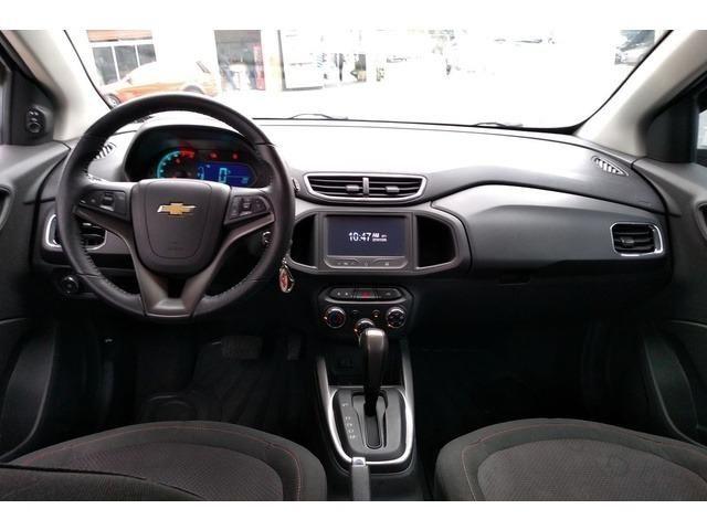 Chevrolet Onix 1.4 LTz SPE4 (Aut) 2015 - Foto 8