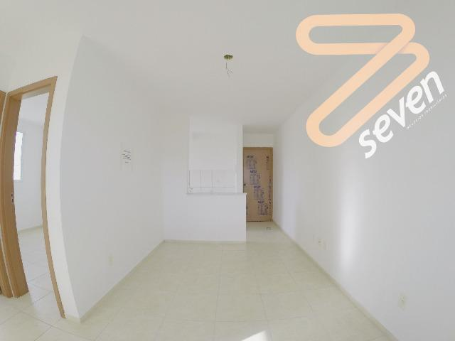 Spazzio Andrier - 48m² - 2 quartos - Mcmv - Zona Norte -SN - Foto 7